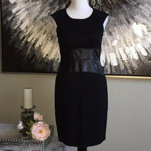 Calvin Klein   LBD Sheath Dress
